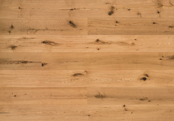 Landhausdiele Eiche Country astig gebürstet matt lackiert - 60330