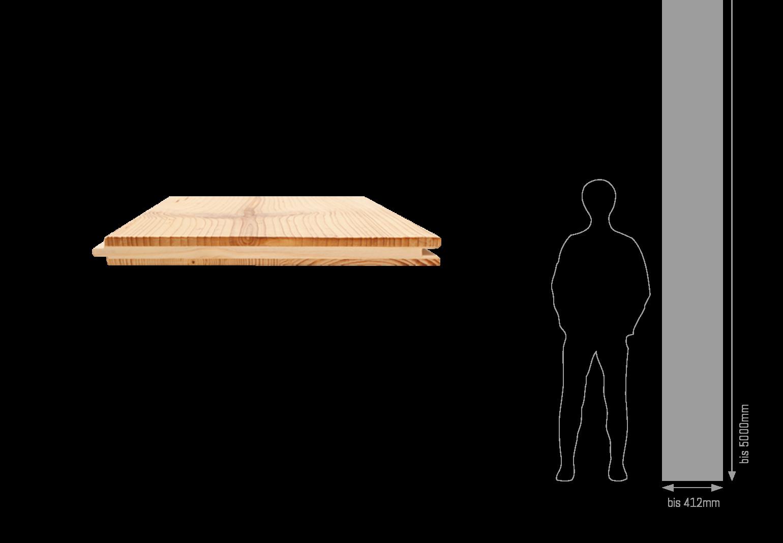 Altholz Parkett Struktur und Aufbau